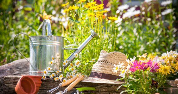 Gør haven klar med forårsudstyr